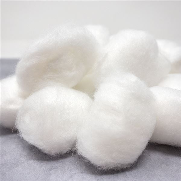 Cotton Wool Balls, Pack of 200