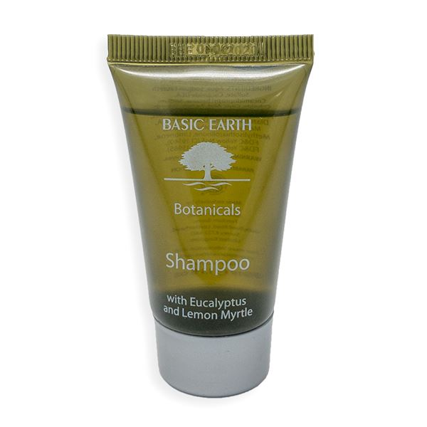 Basic Earth Nourishing Shampoo 30ml Tube