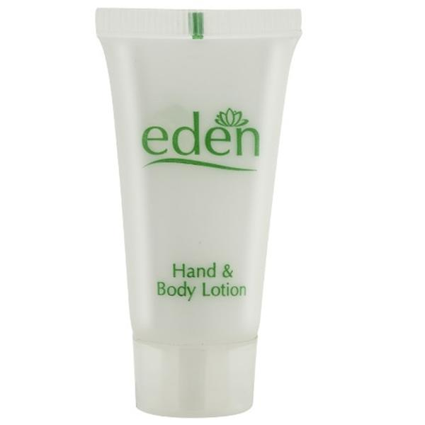 Eden Hand and Body Lotion 20ml Frosted Tube