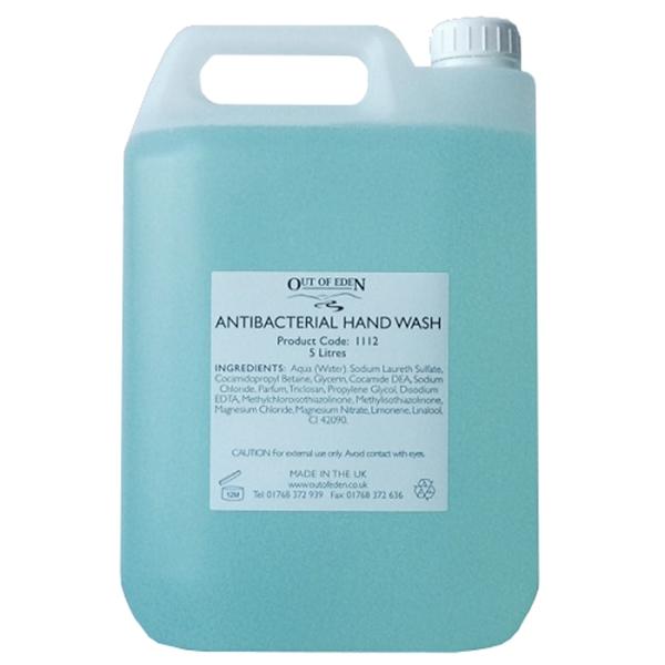 Antibacterial Hand Wash 5 litres