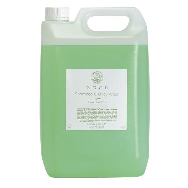 Eden Shampoo and Shower Gel 5 litre Refill