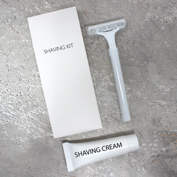 Out of Eden White Box Shaving Kit