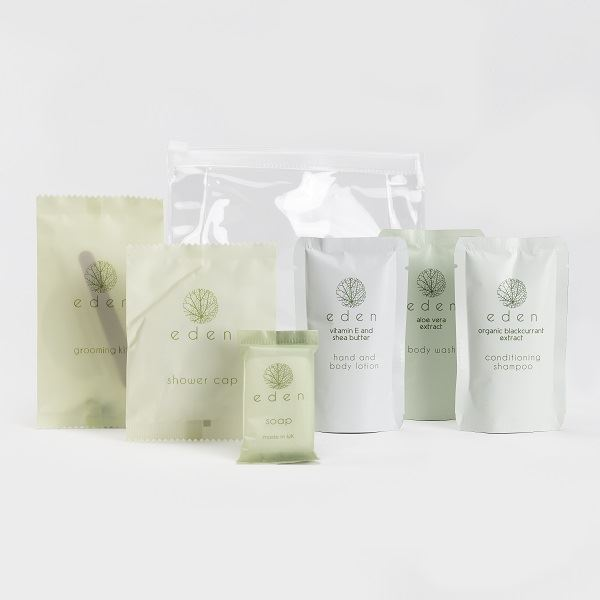 Eden 15ml Pouch Welcome Pack