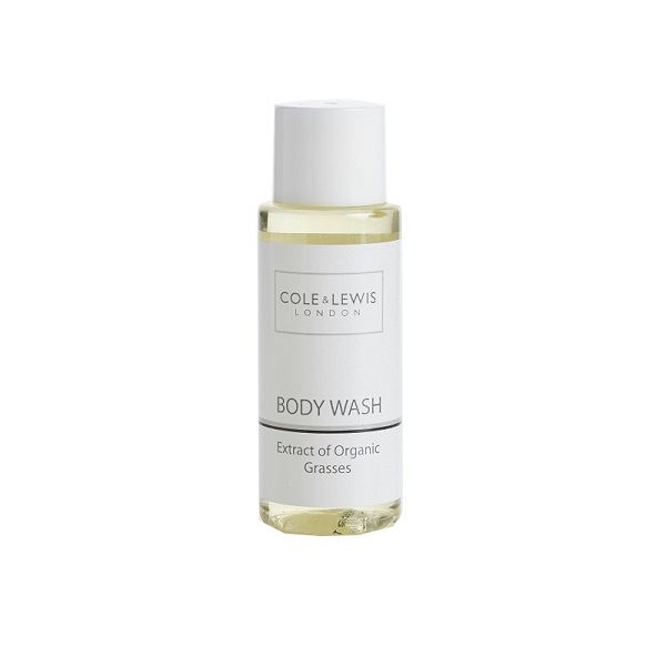 Cole & Lewis White Collection Body Wash