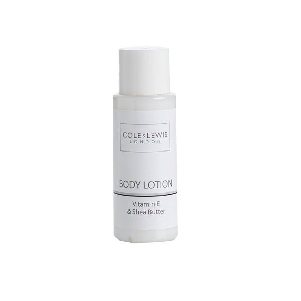 Cole & Lewis White Collection Body Lotion