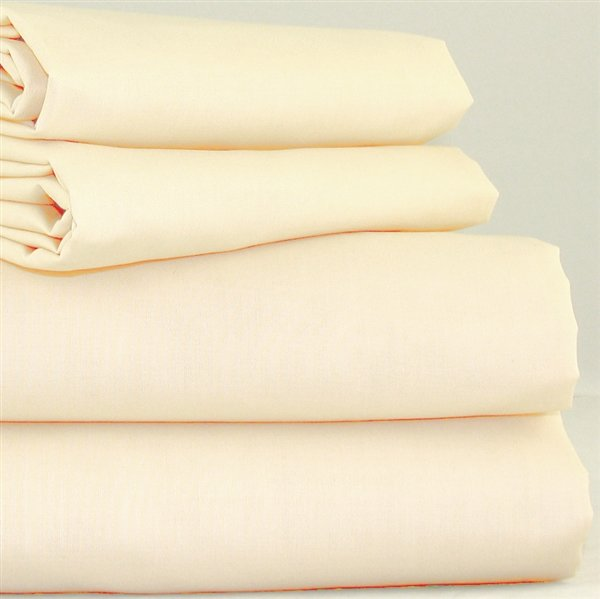 Expressions Rich Cream Polycotton Bed Linen