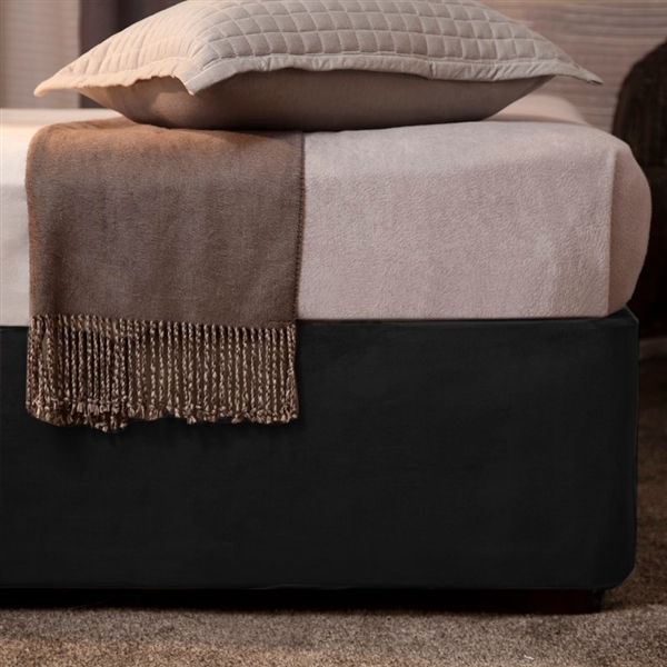 Bed Base Wrap Black