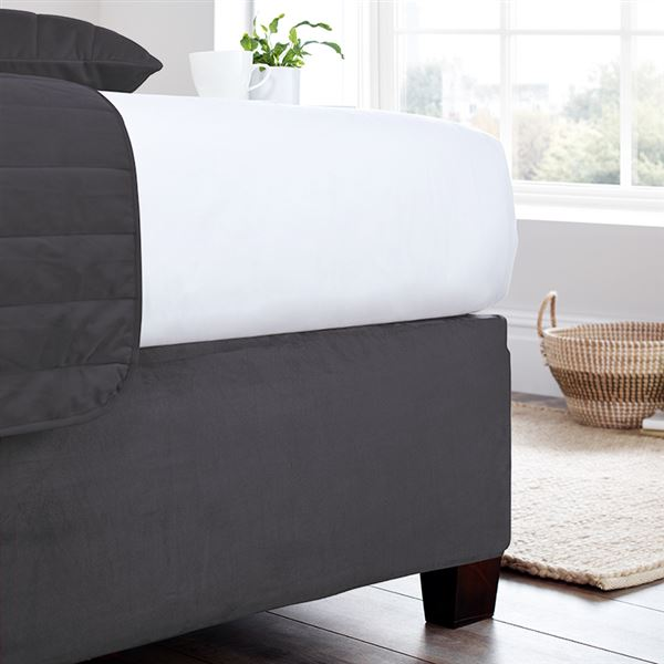 Bed Base Wrap Charcoal