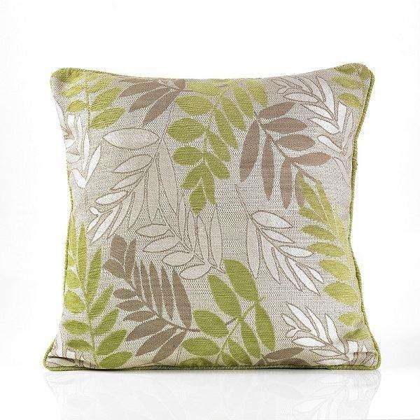 Fern Cushion Green