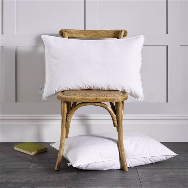 Classic Duck Feather & Down Pillow