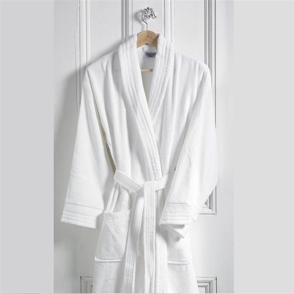 Velour Bathrobes and Spare Belts