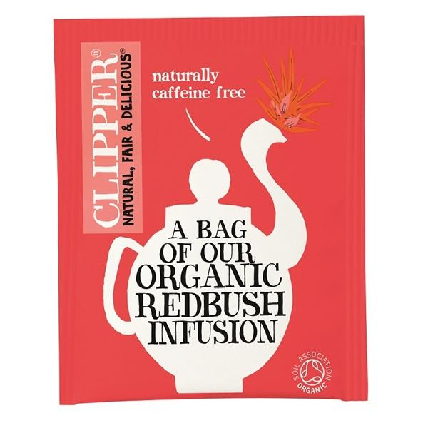 Clipper Organic Redbush Tea Bags