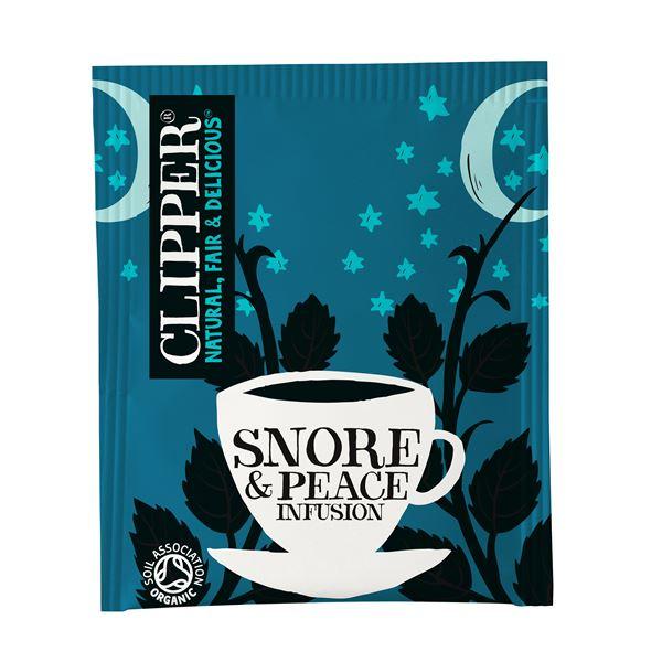 Clipper Organic Snore & Peace Tea