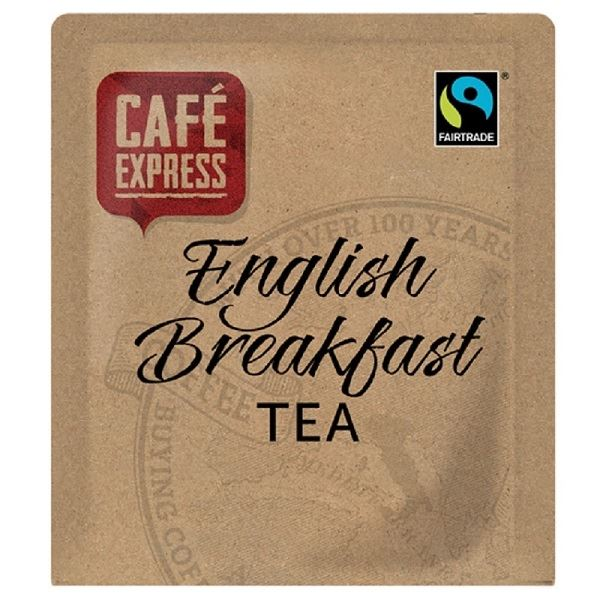 Cafe Express Fairtrade English Breakfast Tea