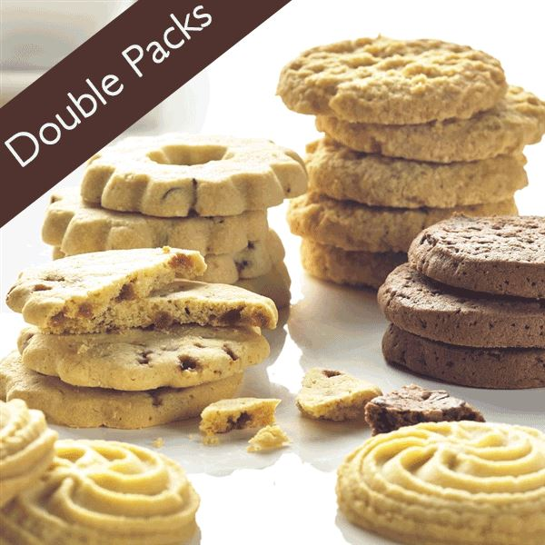 Border Biscuits Twin Packs