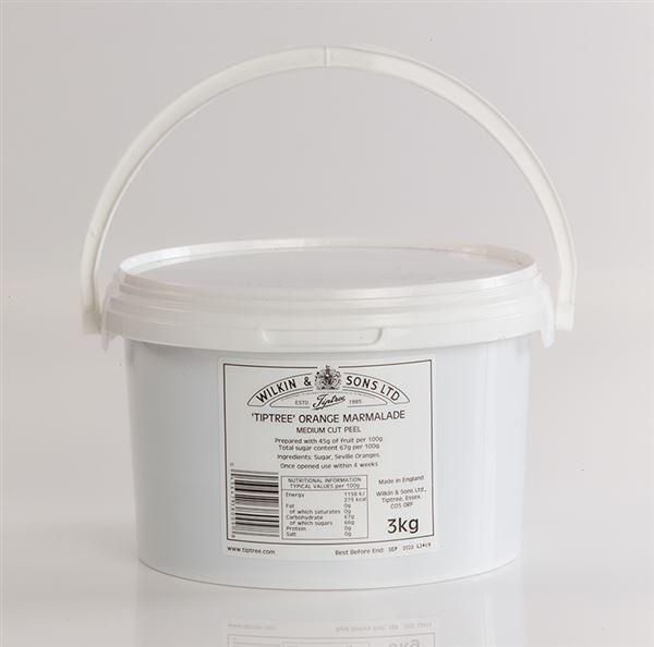 Tiptree Orange Marmalade 3kg Tub