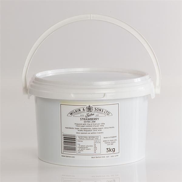 Tiptree Strawberry Jam 3kg Tub