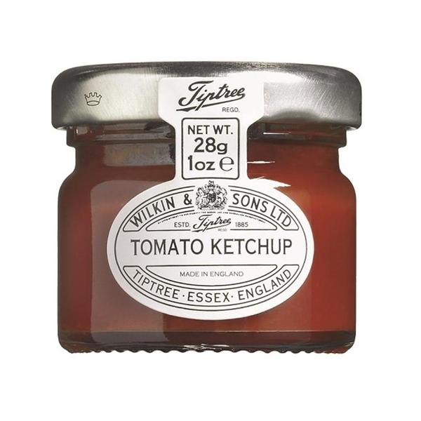 Tiptree Tomato Ketchup Portions