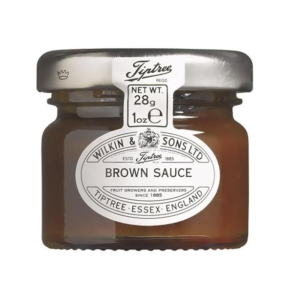Tiptree Brown Sauce pack of 72