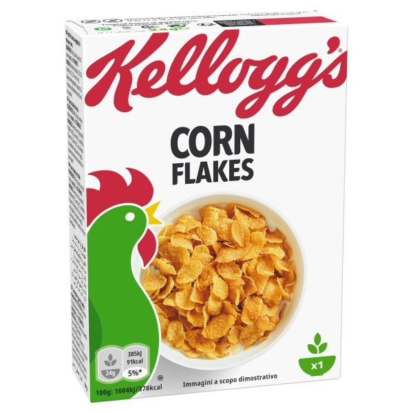 Kellogg's Cornflakes Portion Pack of 40