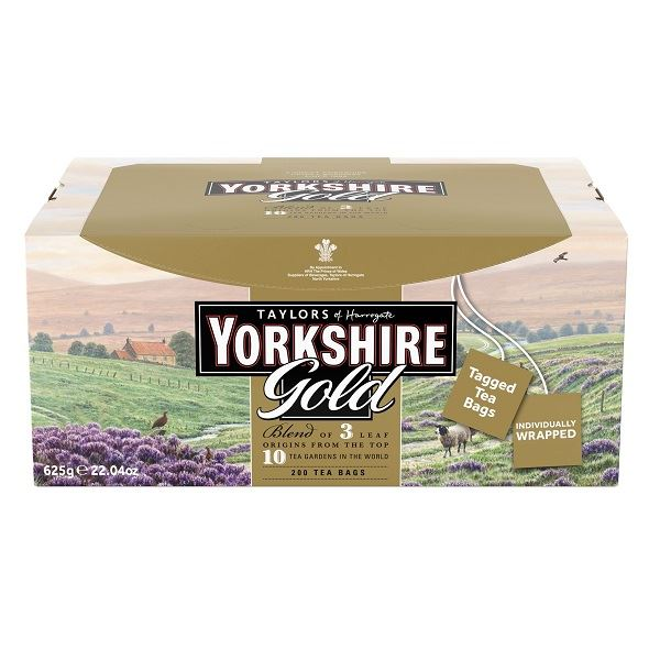 Yorkshire Gold Individually Tagged & Wrapped
