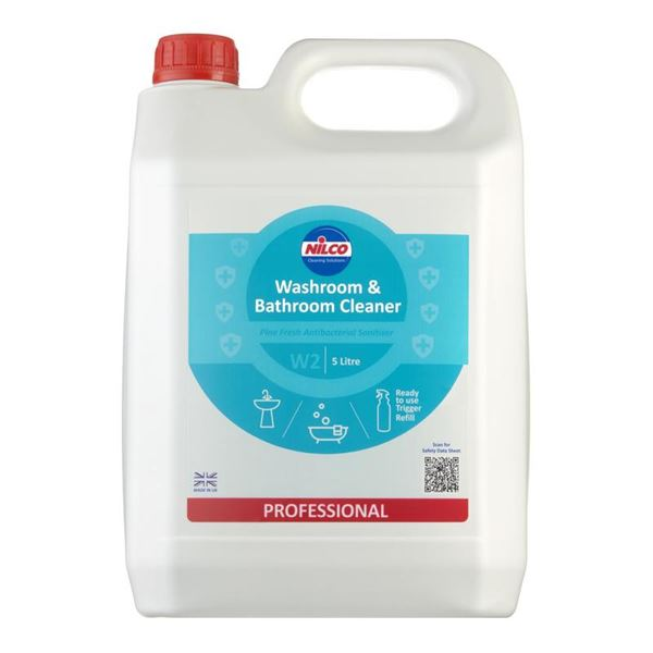 Nilco Washroom & Bathroom Cleaner