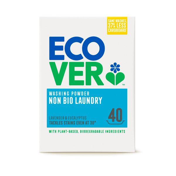 Ecover Washing Powder Non Bio 40 Wash