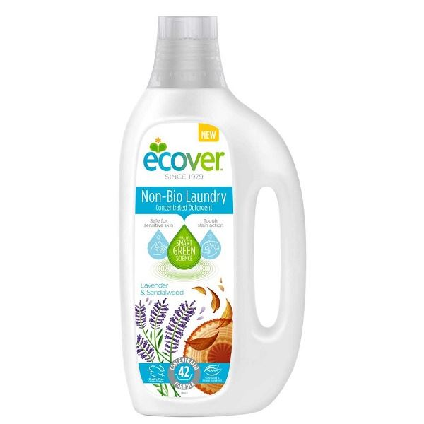 Ecover Laundry Liquid Non Bio Concentrated