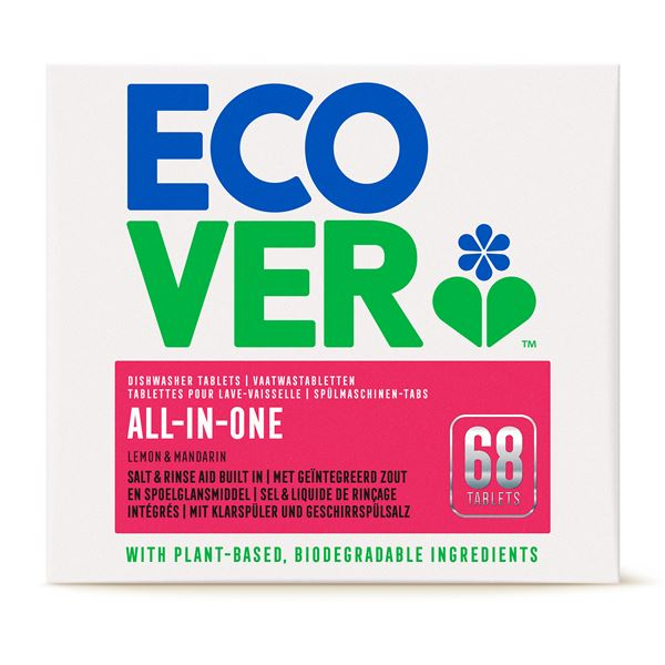 Ecover Dishwasher Tablets All in One
