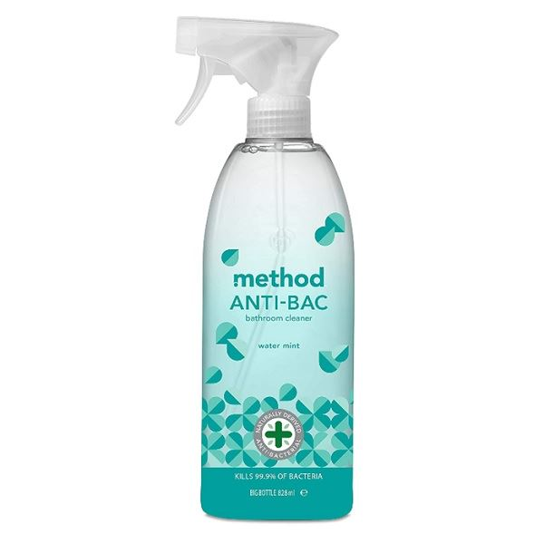 Method Anti-Bac Bathroom Cleaner Water Mint
