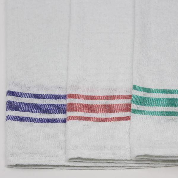 Costsaver Tea Towels & Glass Cloths - Pack Of 10
