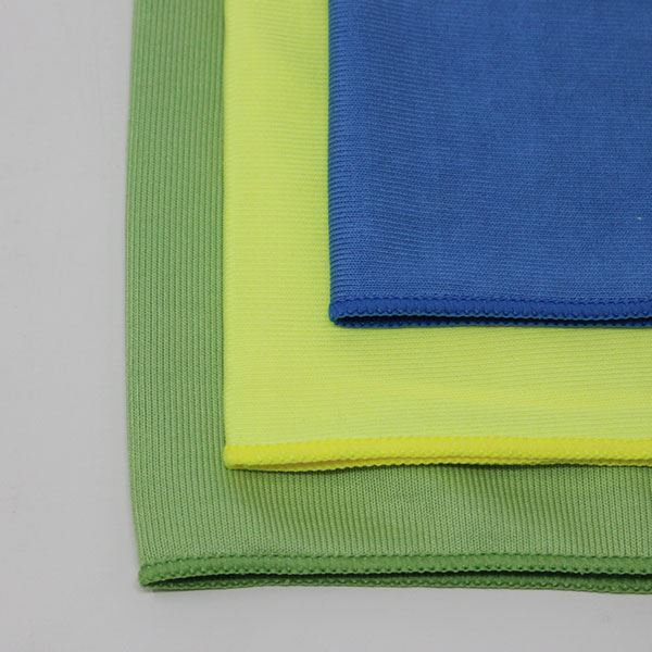 Microfibre Glass & Mirror Cloth - Pack of 10