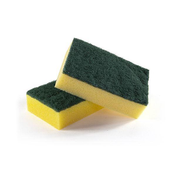 Sponge Scourer Pad - Pack of 10