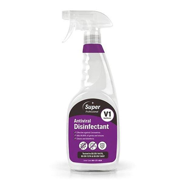Mirius V1 Anti-viral Disinfectant 750ml Spray