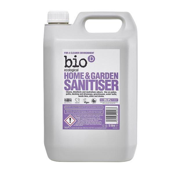 Bio D Home & Garden Sanitiser Refill 5 Litre
