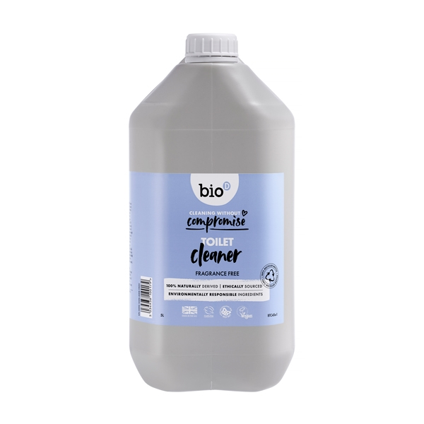 Bio D Toilet Cleaner, 5 Litre Refill