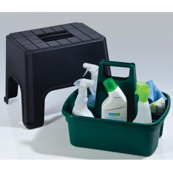2 in 1 Step and Carry Cleaning Caddy