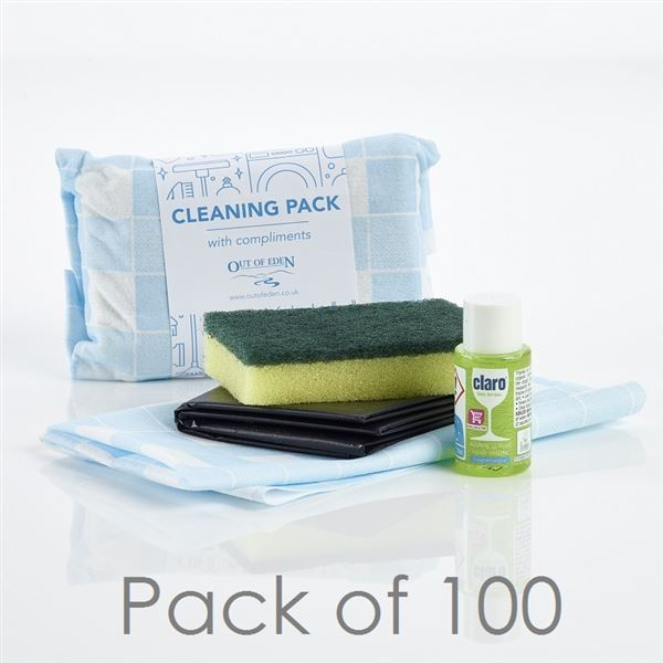 Cleaning Pack 100