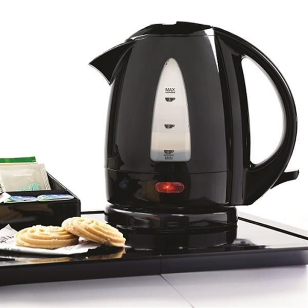 Eden One Litre Kettle Black