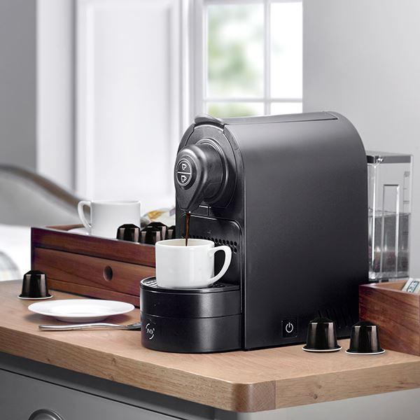 Mini Corseto Espresso Machine