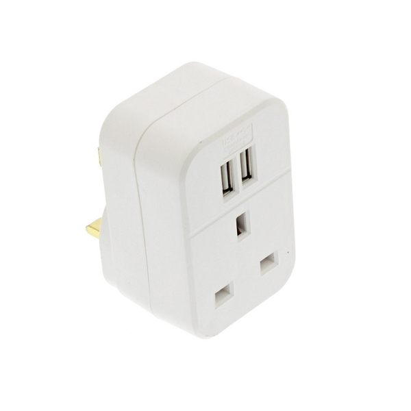 USB Twin Charging Adapter