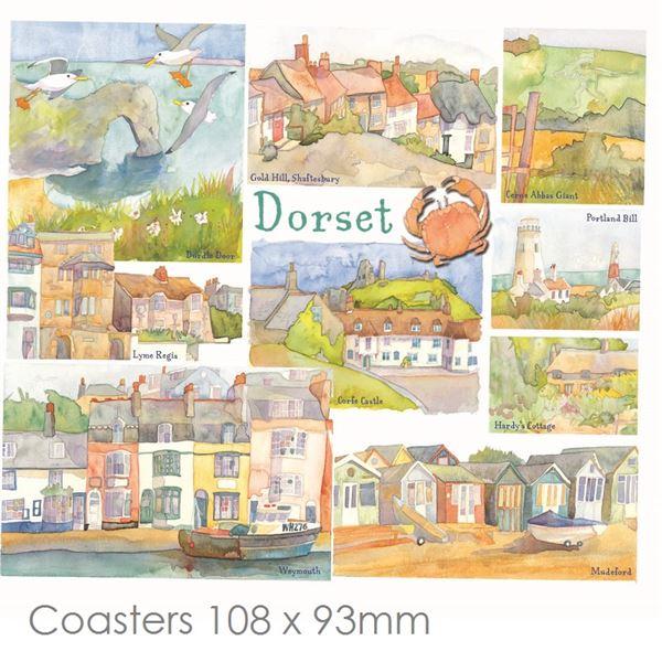 Dorset Place Mats & Coasters