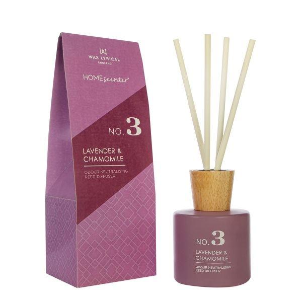 Homescenter Reed Diffuser Lavender & Chamomile 180ml