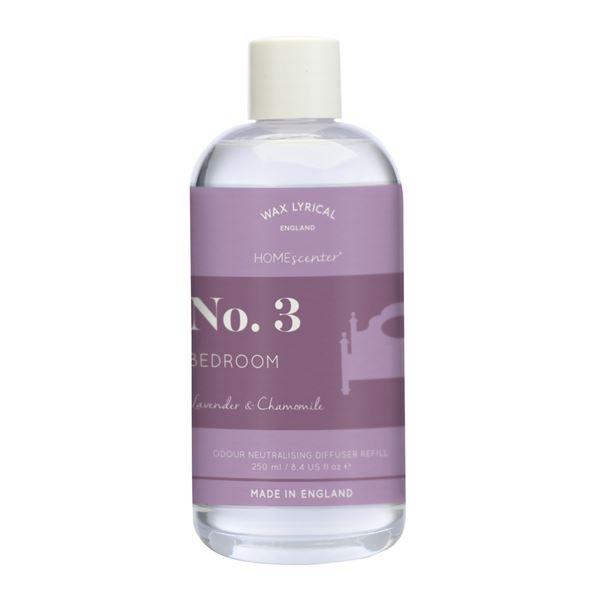 Homescenter Reed Diffuser Lavender & Chamomile Refill 250ml