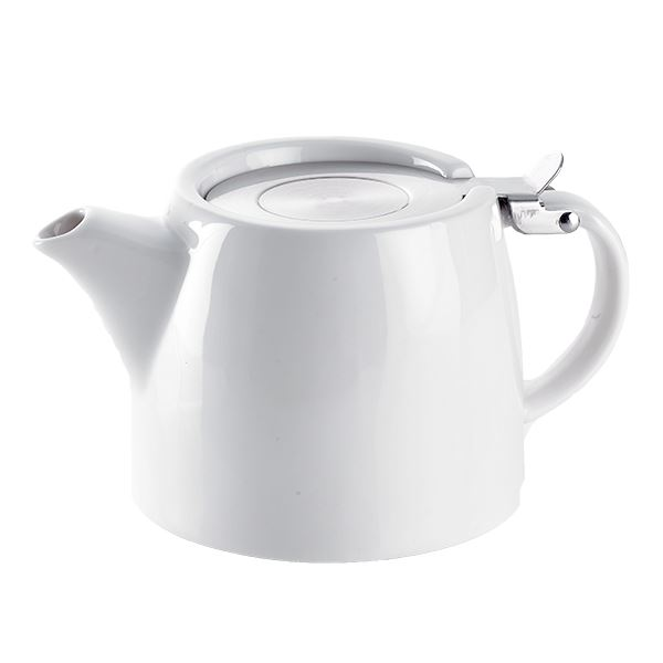 Stubby Tea Pot