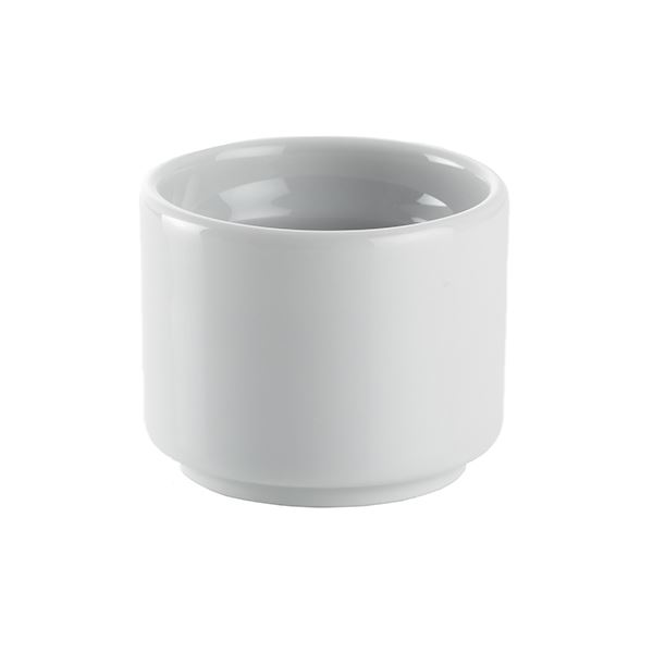 Porcelite Egg Cup With Inner Well