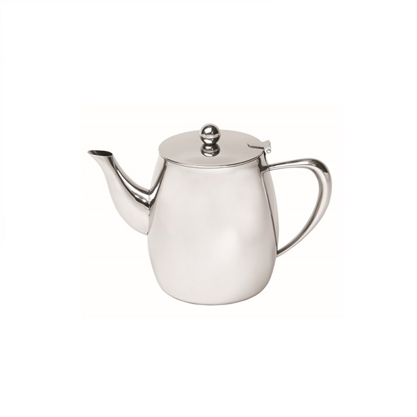 Stainless Steel Tea Pot 17oz (480ml)