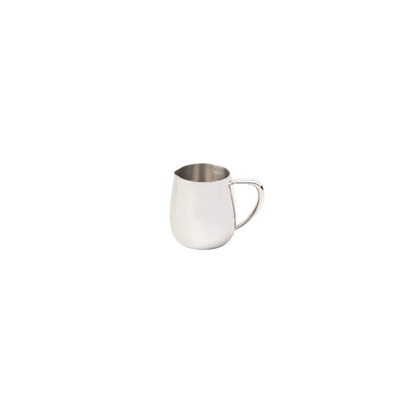 Stainless Steel Milk Jug 12oz (340ml)