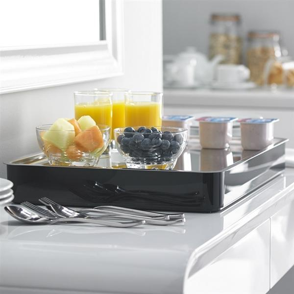 Chilled Display Tray and Lid, Rectangular
