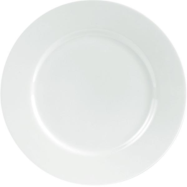 Connoisseur Rimmed Plate